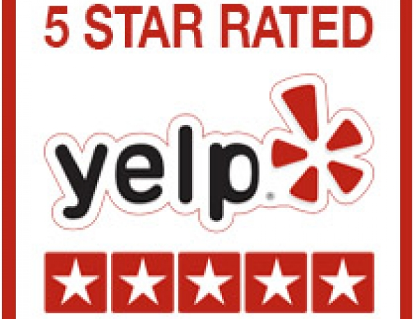 New 5 Star Yelp Review